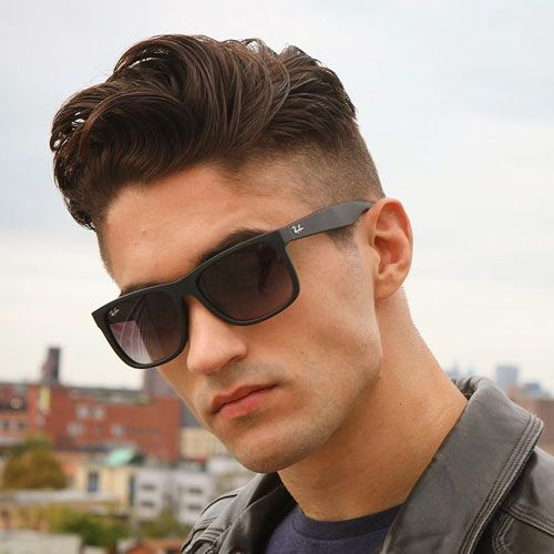 This is the ultimate guide to the best haircuts and hairstyles for men in 2018. If you want to see what cuts and styles are new and trending, then you'll love the cool popular men's haircuts below. As we've been saying all year, guys should focus on short to medium length hair, and style their …
