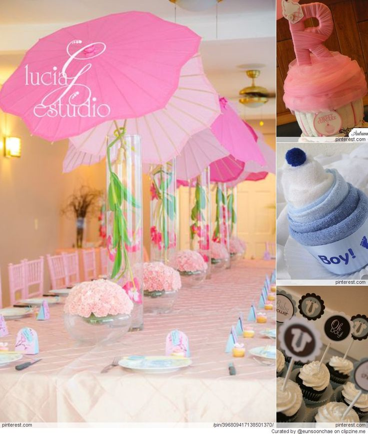 Baby Shower Decorations  Themes