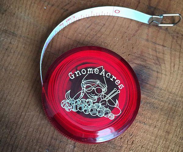 GnomeAcres, Inc. - Fabric Tape Measure, $3.00 (http://shop.gnomeacres.com/fabric-tape-measure/)