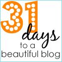 31 Days of Blog Design Tips & Tricks