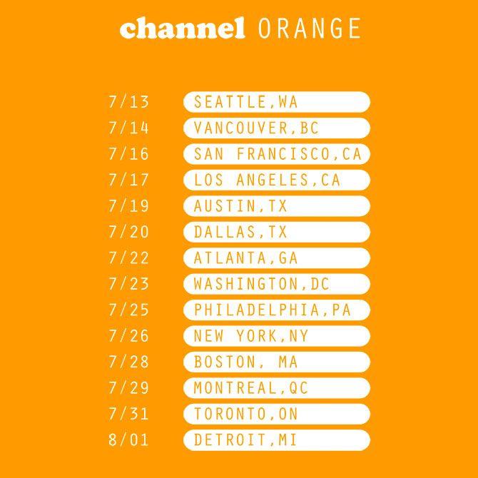 New Frank Ocean: Pyramids MP3 & Tour Dates