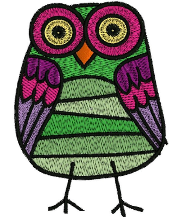 cute owl design. Would like to zentangle this