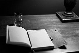 Rękopis, Piśmie, Notatnika, Napisać