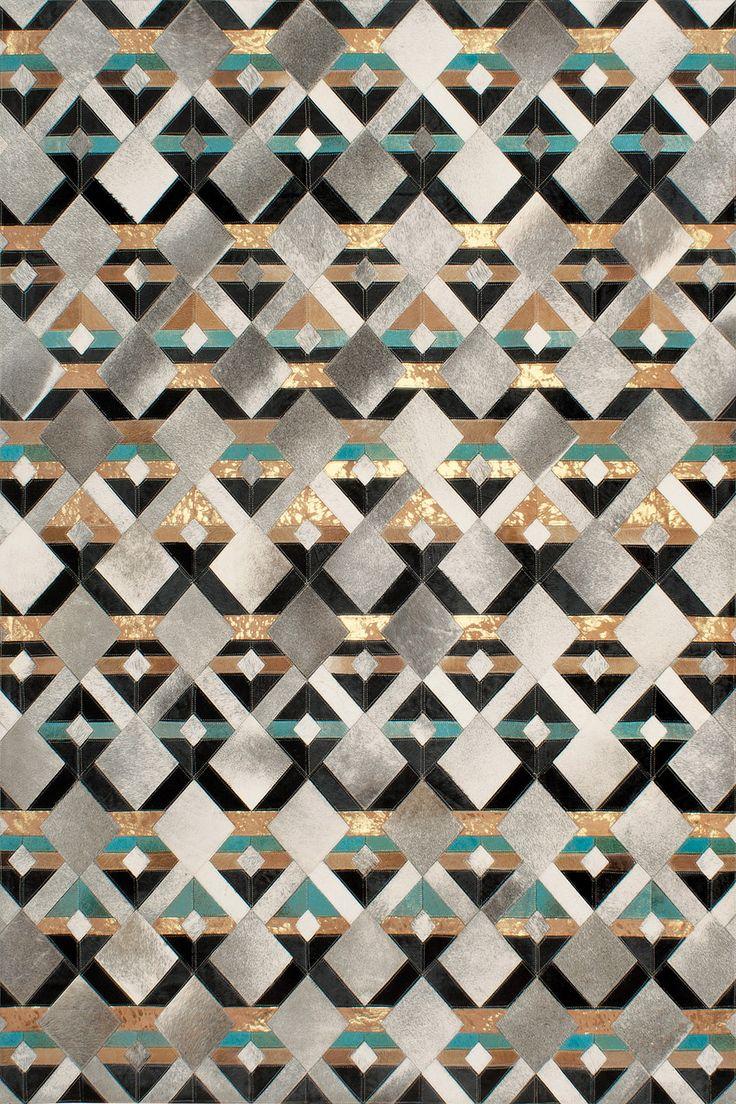 Nauvoo rug - Mix of elegance #sergelesage