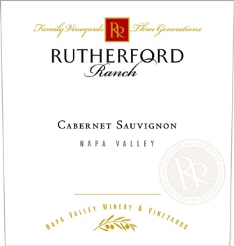 Rutherford Ranch Cabernet Sauvignon - the best value in the Napa Valley