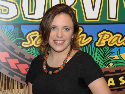 Sophie Clarke. Winner Survivor: South Pacific. The second least deserving Survivor winner in the history of the series.