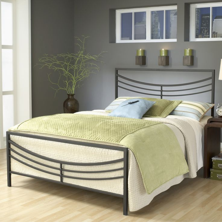 Hillsdale Kingston Bed | from hayneedle.com