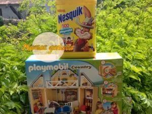 [Concours] Des jouets PLAYMOBIL et NESQUIK • Hellocoton.fr
