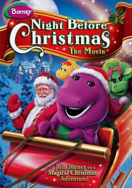 Barney: Night Before Christmas -