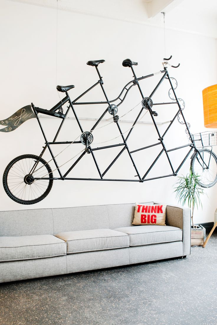 Tour Etsy's Incredible DUMBO HQ  #refinery29