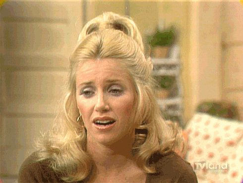 Hot GIF threes company eye roll sigh tvland chrissy snow exhausted suzanne somers exasperated jeez sheesh