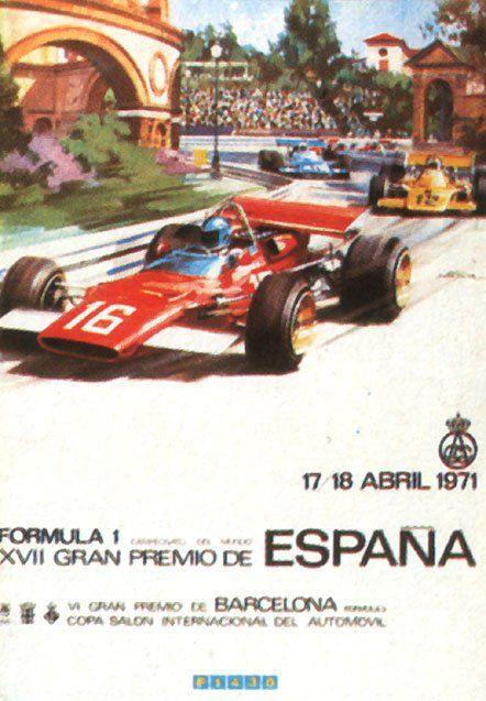 Spanish Grand Prix 1971