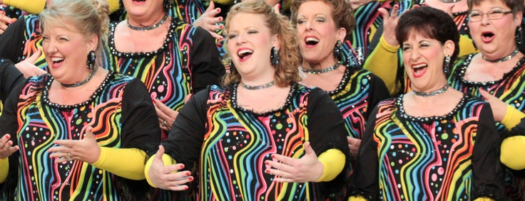 The Melodeers Chorus and Sweet Adelines International