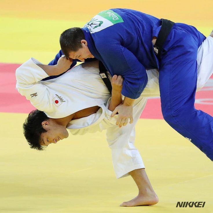 柔道男子100㌔級3位決定戦。日本の羽賀がウクライナ選手を破り銅メダルを獲得しました。この階級での日本勢のメダルはシドニー大会の井上康生以来です(玉)