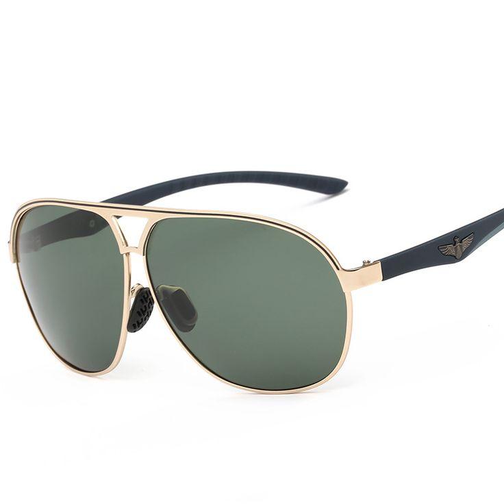 2017 New High quality Black hawk Army aviator Sunglasses Men Polarized fashion classic pilot Driving Travel lentes de sol hombre