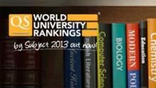 QS World University Rankings by Subject 2013 - Engineering - Civil & Structural | Top Universities