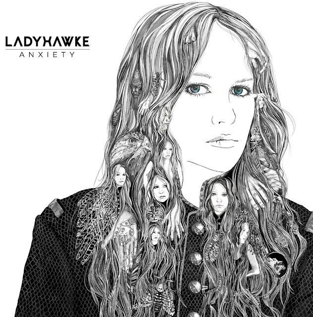 Ladyhawke - Anxiety [Album] ~ Y ESTE FINDE QUÉ