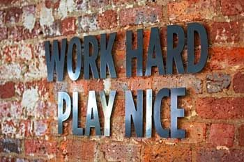 work-hard-play-nice - shared work space daddy o