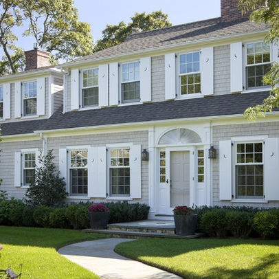 Dormer Across Entire Front Roofline Cape Cod Dormers Design Ideas Pictures Remodel And Decor