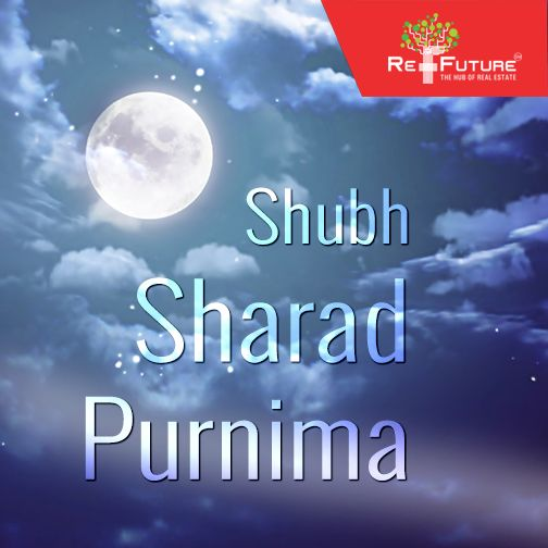 "RE-FUTURE : Wish U all Happy "" Sharad Purnima """