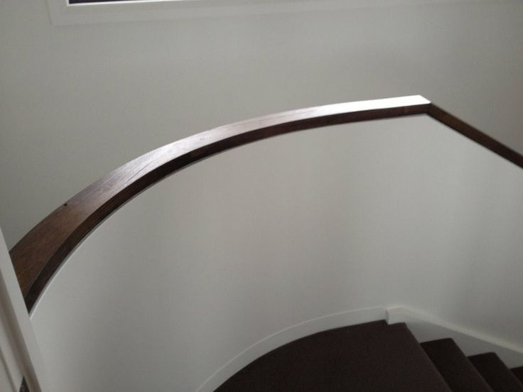 Stair Bannister and Shelf - by tfscottwoodworking @ LumberJocks.com ~ woodworking community