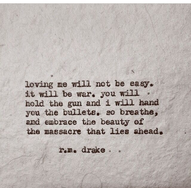Quotes About Love Rm Drake : ... Drake, Poetry, Instagram Rmdrake, IM, Rm Drake, Love Quotes