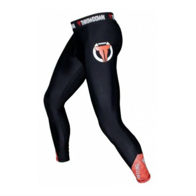 Throwdown Spats Sweep Black är tillverkad i polyspandex av absolut bästa kvalité. Tights som hjälper din kropp att hålla sig torr och varm under hårda träningspass. Perfekt för att förhindra onödiga skador.