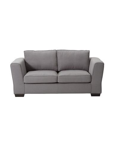Add a classic touch to your living space with the Zara two-seater sofa from the Bianco Home Collections range