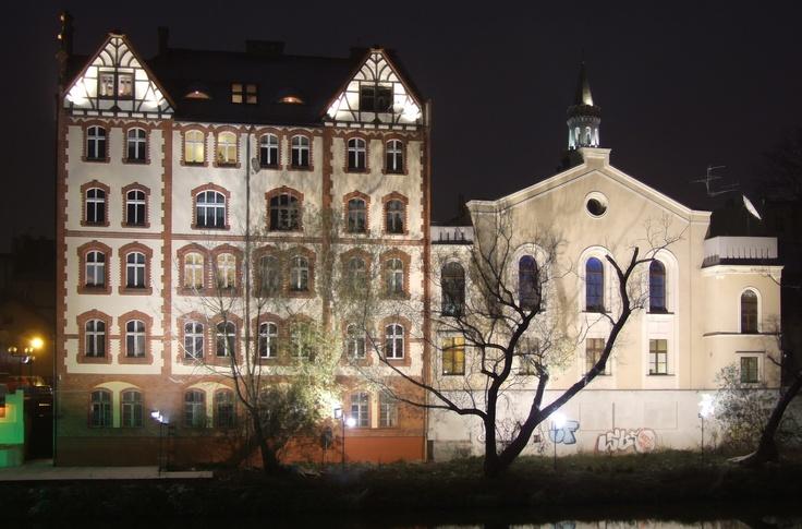 Stara Synagoga w Opolu