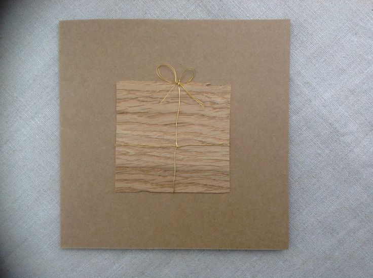 MISU card design   gift wood