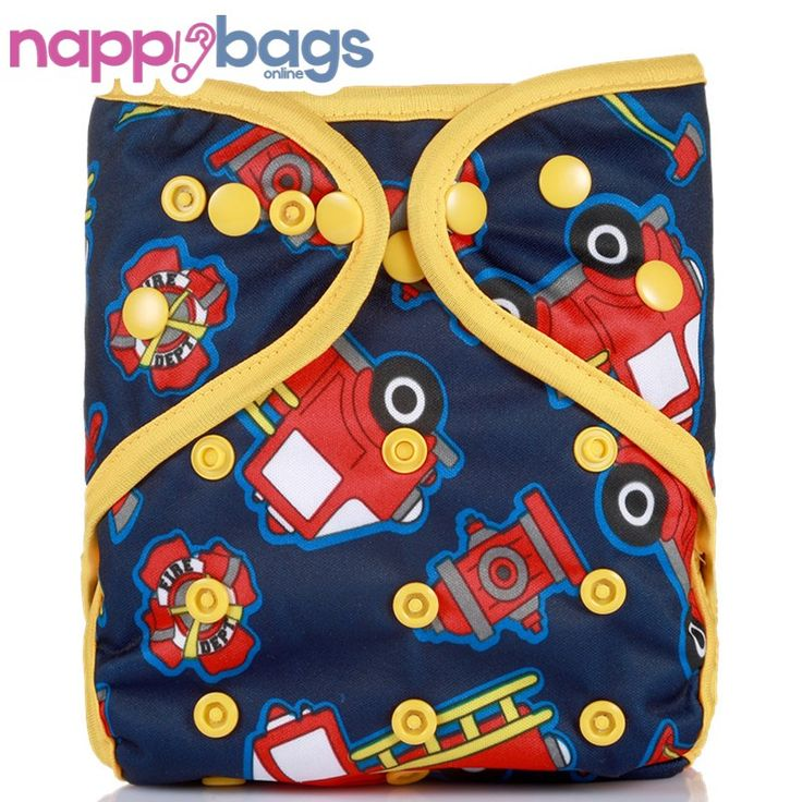 Little Red Engine Bamboo 3 - 36 Mth Waterproof Cloth Nappy //Price: $15.61 & FREE Shipping //     #clothnappies
