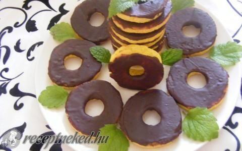 Vaníliás karika recept fotóval
