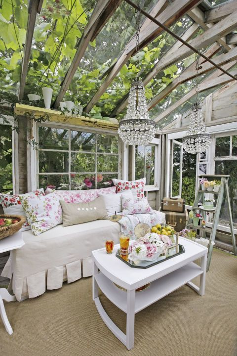 Brand-new 99 best Shabby Chic Outdoor Spaces images on Pinterest   Outdoor  YS21