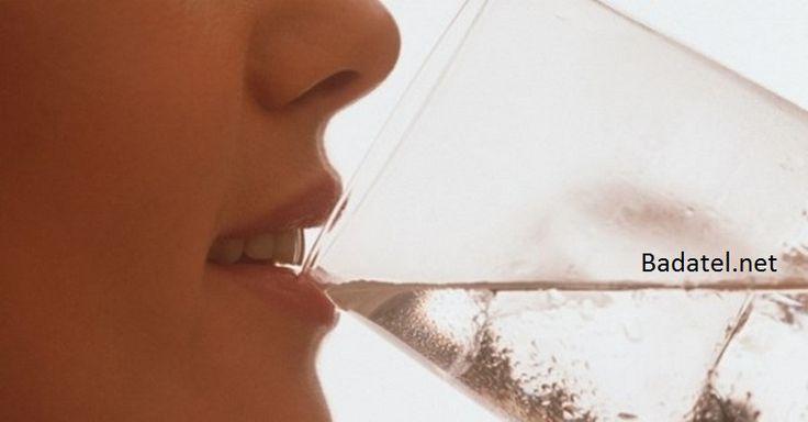 Žena pila 3 litre vody denne. Fotky pred a po kúre sú šokujúce