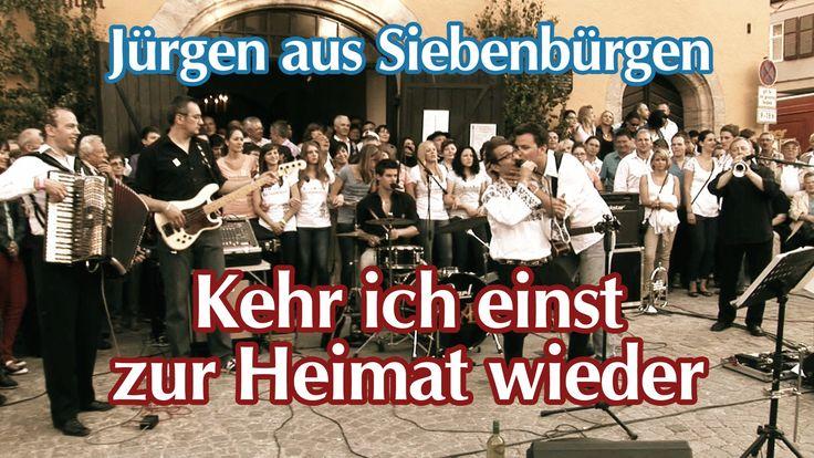 KEHR ICH EINST ZUR HEIMAT WIEDER - Jürgen aus Siebenbürgen und Amazonas-...