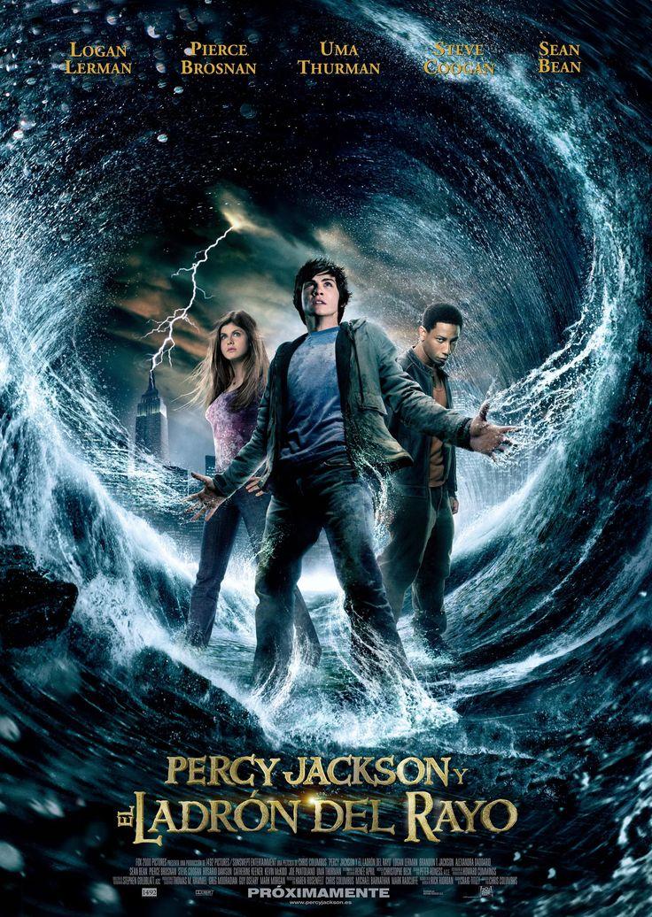 2010 / Percy Jackson y el ladrón del rayo - Percy Jackson & the Olympians The Lightning Thief