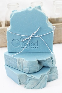Kind of Blue by Naiad Soap Arts- Erin's work is awesome, and her soaps are absolutely worth the purchase!