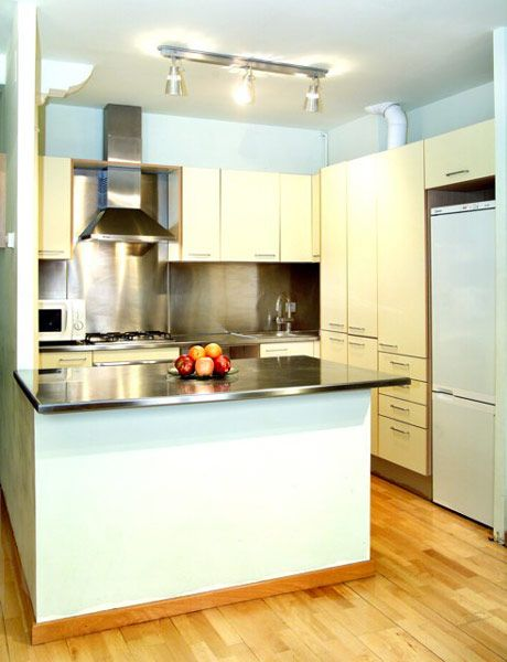 Idea Dekorasi Dapur Kecil 1 Apartment KitchenApartments