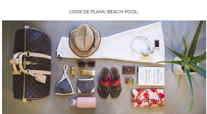 The art of packing with LOUIS VUITTON & Monimoleskine # mybkr# fashiondistrictspain