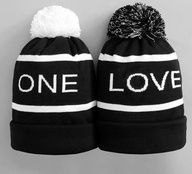 Matching Couple Beanies #OneLove