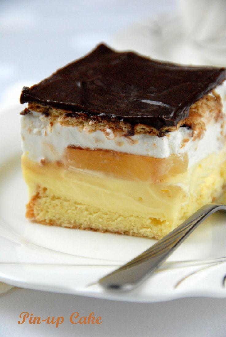PIN - UP CAKE: Cytrynowiec (wg siostry Anastazji)