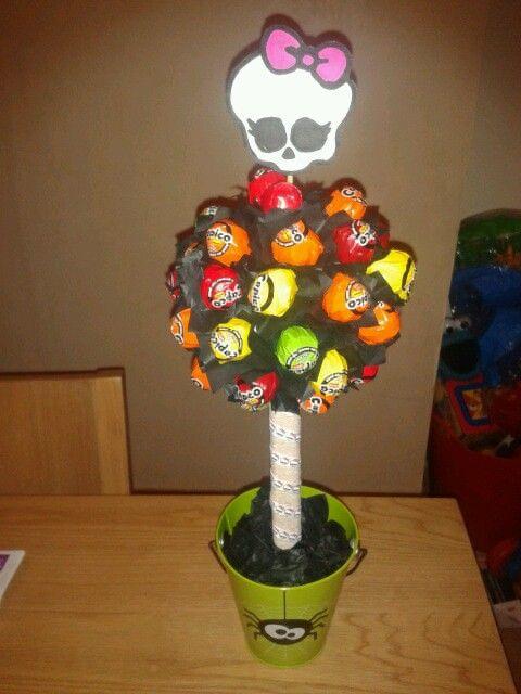 monster high sweet tree