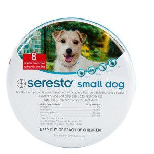 Seresto Flea Amp Tick Dog Collar Collars Petsmart