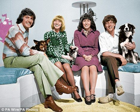 BLUE PETER  In the 70s especially.... Shep!!!!