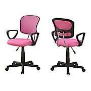 Shop Staples® for Monarch I 7263 Juvenlie Office Chair, Pink and enjoy everyday low prices, and get everything you need for a home office or business.