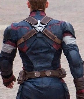 Age Of Ultron Captain America Costume Reference