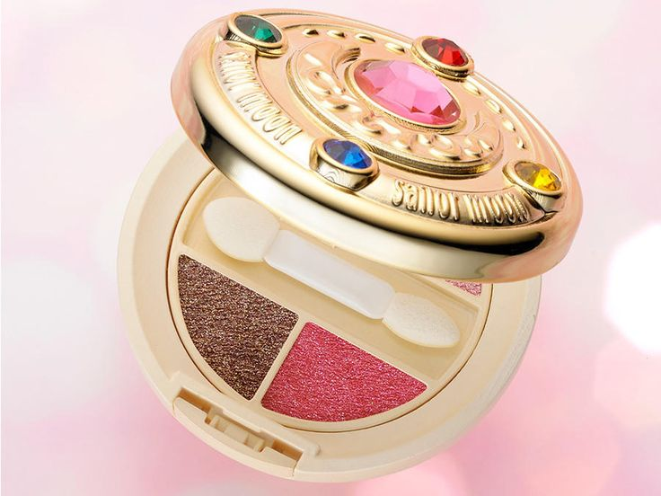 In the name of the Moon, us mortals are being blessed with Sailor Moon-themed makeup that's chock-full of nostalgia and plenty of girl power.