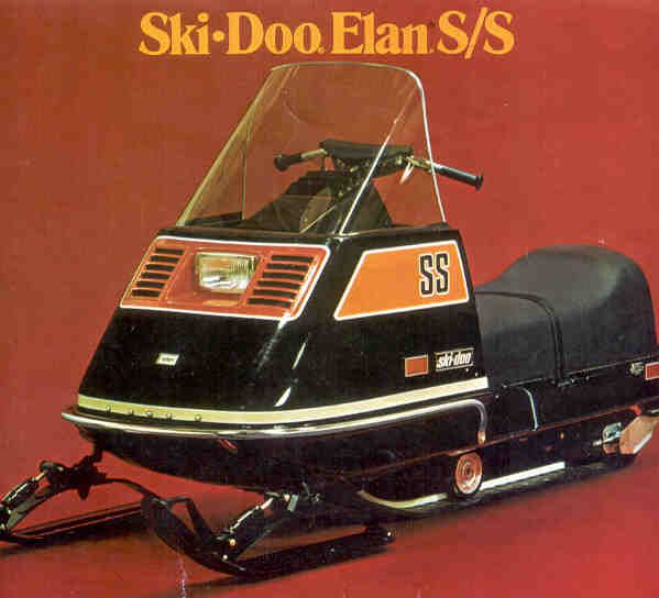 250 Elan SS. It could beat up on most sleds in deep snow and still not let you down on the lake.
