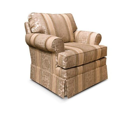 534071 In By England Furniture In Warrensburg, MO   Grace Swivel Glider
