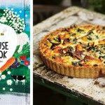 uit Farmhouse Cookbook: taart van geroosterde pompoen   delicious.
